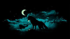 Lune, Rituels, Sorcellerie vaudou