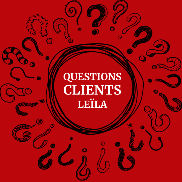 Questions Clients Leïla
