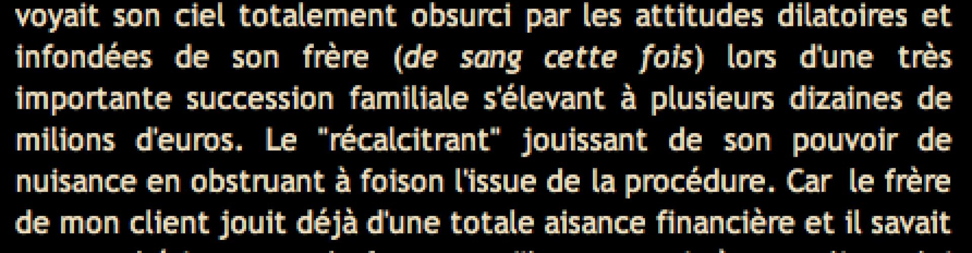 Témoignage de Michel sur Nathaniel Sorcier Vaudou